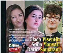 Giada Visentin, Sofia Manvati, Dario Samarani