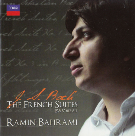 The French suites, BWV 812-817