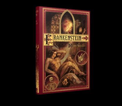 Frankenstein ovvero il moderno Prometeo