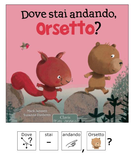 Dove stai andando, Orsetto?