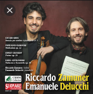 Riccardo Zamuner, Emanuele Delucchi