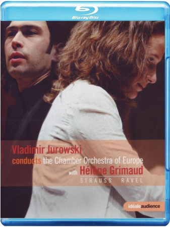 Vladimir Jurowski conducts the Chamber orchestra of Europe with Hélène Grimaud