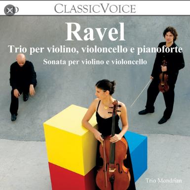 Trio per violino, violoncello e pianoforte, op. 67