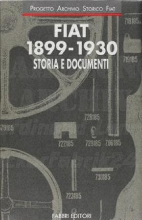 FIAT, 1899-1930