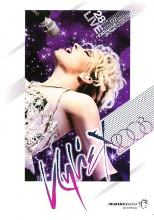 Kylie X 2008
