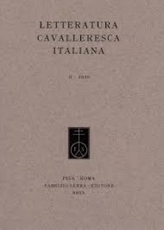 Letteratura cavalleresca italiana