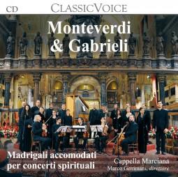 Monteverdi & Gabrieli