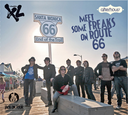 Meet some freaks on route 66