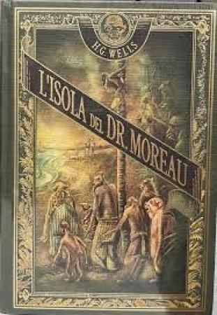 L'isola del dottor Moreau e racconti di scienza e fantasia