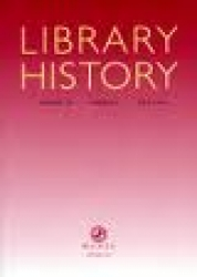 Library & information history